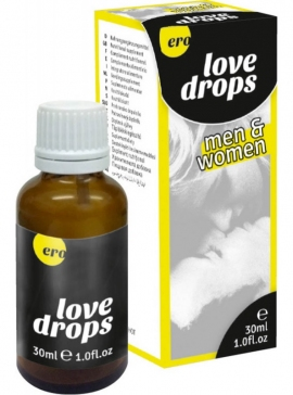 Love Drops - M/Ž -30 ml